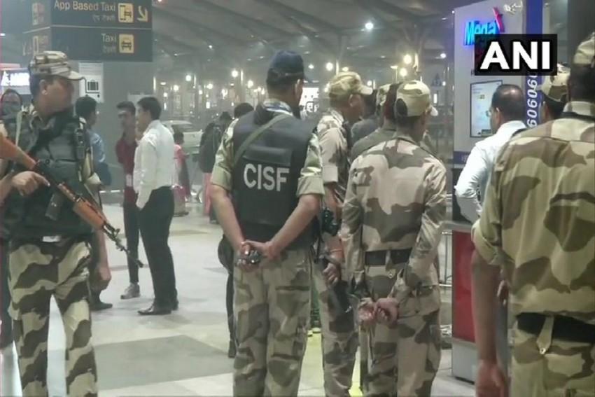 Black Bag With 'Suspected' RDX Content Found At Delhi's IGI, Security Tightened