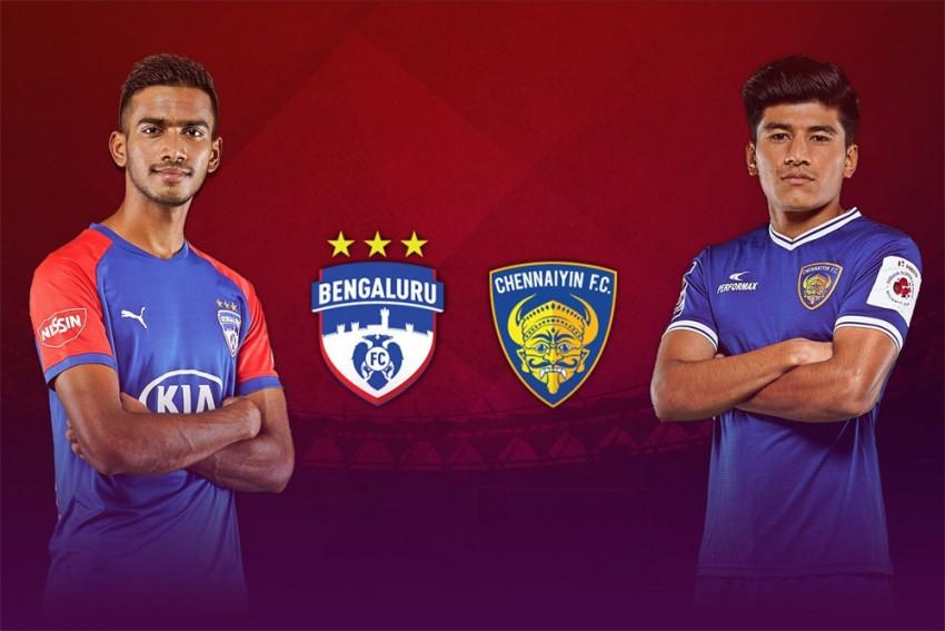 ISL 2019-20, Match 20 Highlights: Defending Champions Bengaluru FC Beat Two-Time Winners Chennaiyin FC 3-0