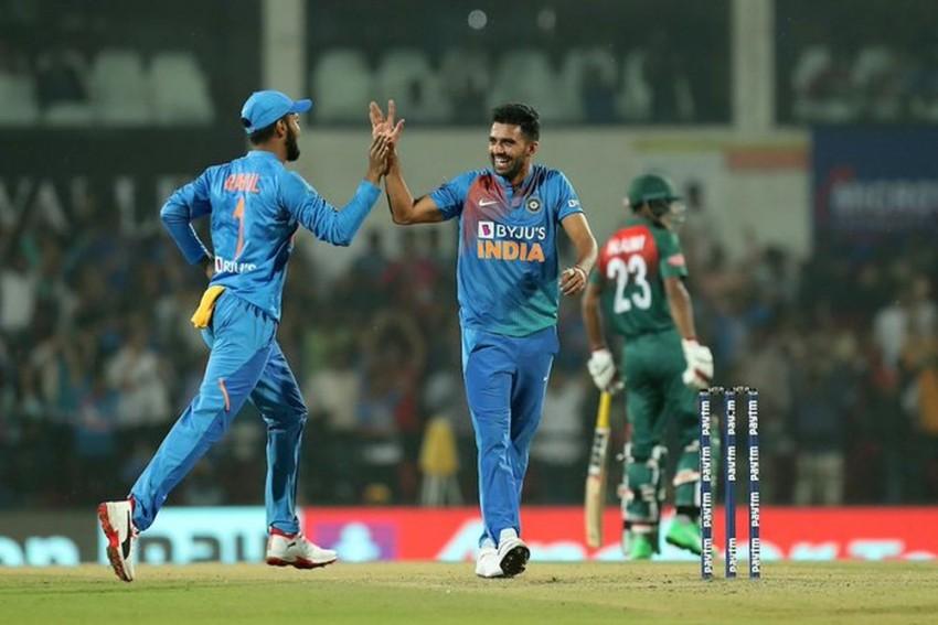 India vs Bangladesh, 3rd T20, Nagpur, Highlights: Record-Breaking Deepak Chahar Powers IND To Series Win