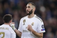 Karim Benzema Passes Ferenc Puskas On All-Time Real Madrid La Liga List