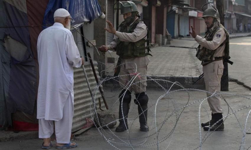 Police Ban Prayers In Kashmir's Sufi Shrines On Auspicious Days