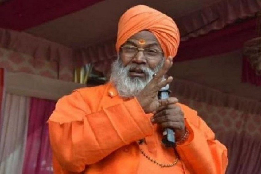 PM Narasimha Rao, Udupi Math Chief Conspired During Demolition Of Babri Masjid: BJP MP Sakshi Maharaj