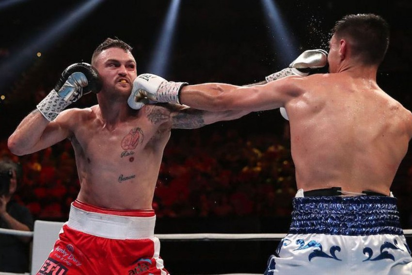 Australian Boxer Dwight Ritchie Dies In Sparring Accident