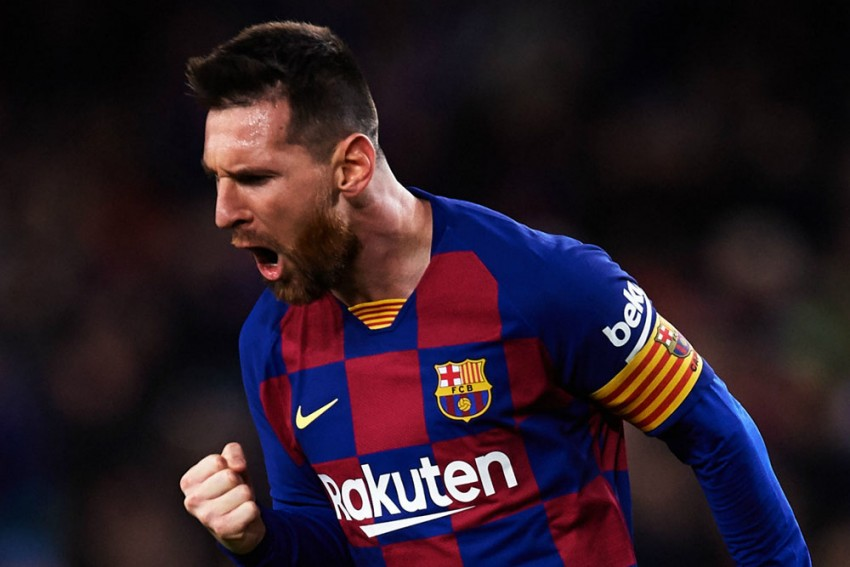 Barcelona 4-1 Celta Vigo: Lionel Messi Hat-Trick Lifts Gloom At Camp Nou