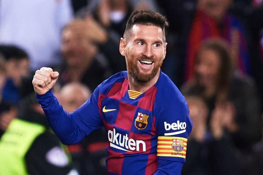 Barcelona Vs Celta Vigo: Lionel Messi Equals Cristiano Ronaldo's Record For LaLiga Hat-Tricks