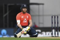 England Cricketer Jonny Bairstow Reprimanded For 'Audible Obscenity'