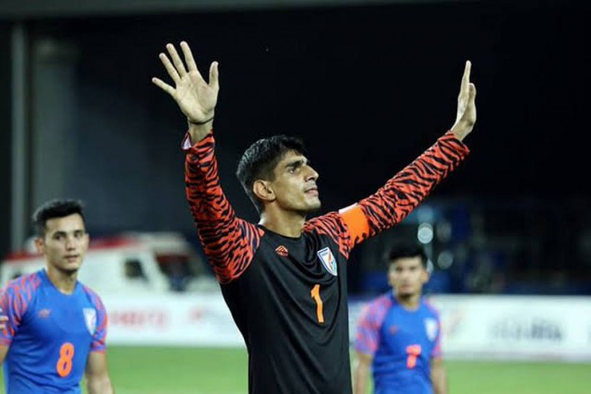Afghanistan Vs India, 2022 FIFA World Cup: We Need To Score Goals Consistently, Says Gurpreet Singh Sandhu