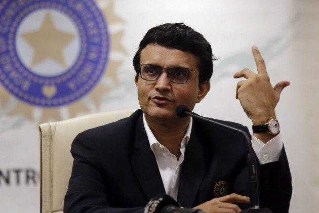BCCI To Propose Constitutional Amendment To Prolong Sourav ...