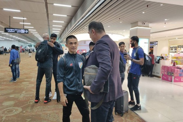 FIFA World Cup Qualifiers: Blue Tigers Leave Indian Shores For Afghanistan, Oman Fixtures
