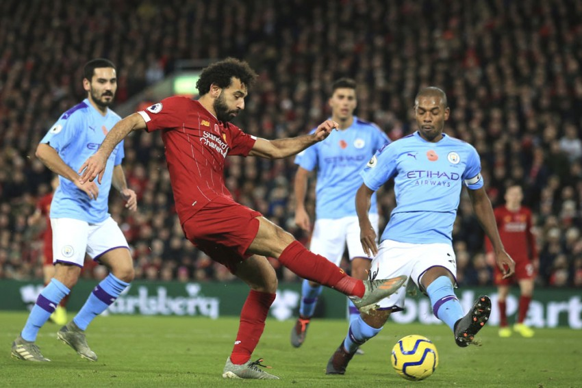 Liverpool 3-1 Man City: Ruthless Reds Take Command Of EPL Title Race