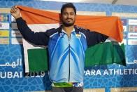 Sundar Singh Gurjar Defends World Title As India Secure Three Tokyo Paralympic Games Quotas