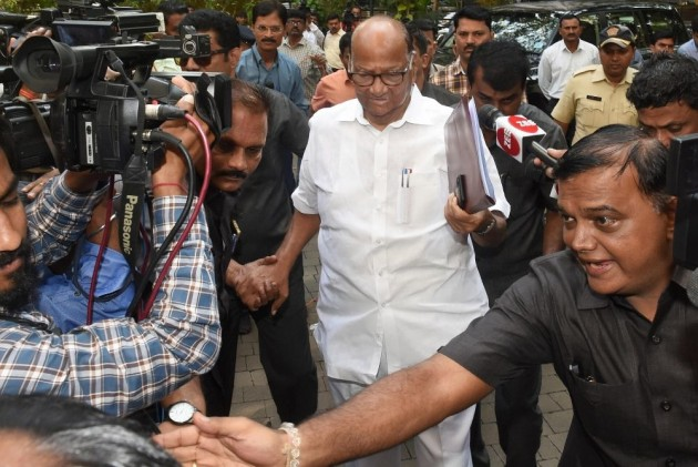 'Congress, NCP Contested Election Together, To Take Decision Together': Sharad Pawar On Maharashtra Deadlock