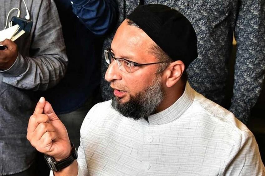 AIMIM Doesn't Favour 5-Acre Land, Rejects 'Khairat': Asaduddin Owaisi