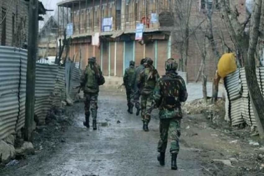Militant Killed In Encounter In Jammu And Kashmir's Ganderbal