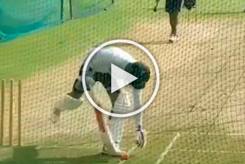 IND Vs BAN, Day-Night Test: Indian Cricketers Face Pink Ball Challenge At Nets - WATCH