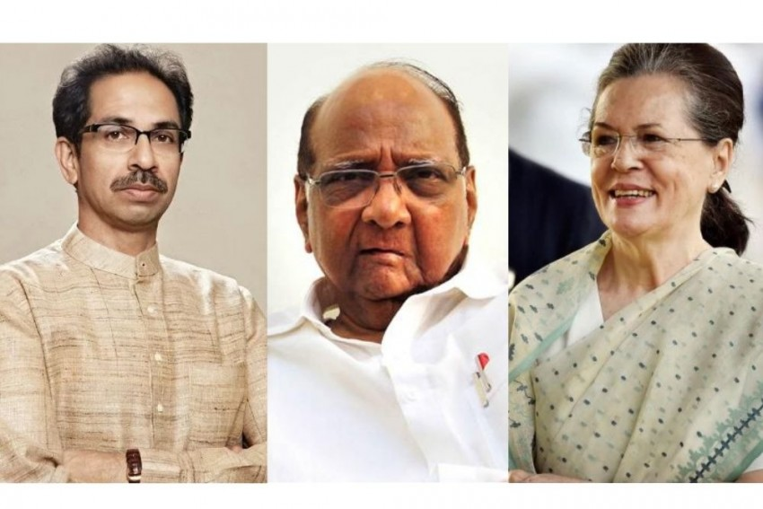 No Govt Can Be Formed In Maharashtra Without Discussion Among 'Three Parties': NCP