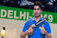 Asian Shooting Championships: Saurabh Chaudhary Settles For Silver, India's Medal Rush Continues