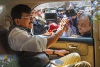 '<em>Himmat Karne Waalon Ki Kabhi</em>...': Shiv Sena's Sanjay Raut Tweets From Hospital