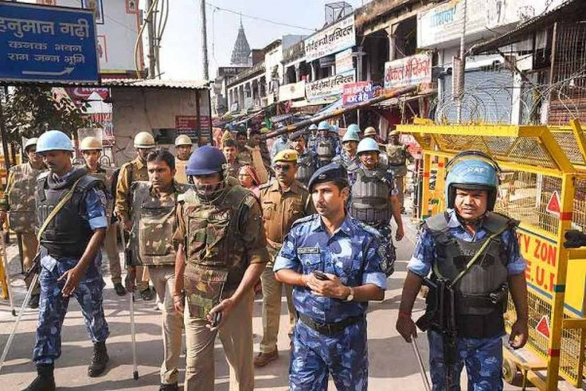 UP Police Arrests 70 People In 2 Days Since Ayodhya Verdict, Remains On High Alert
