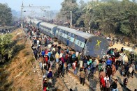 15 Die, 58 Injured After Two Trains Collide In Bangladesh