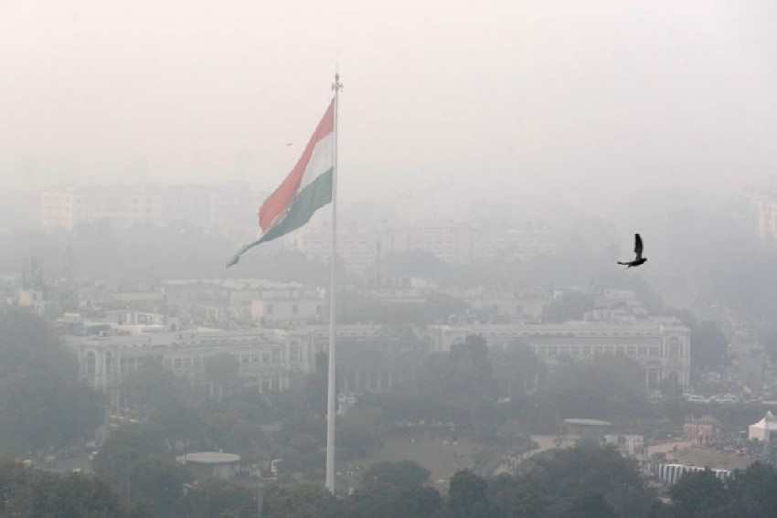 Delhi-NCR Air Quality Dips To 'Severe' Category, Likely To Worsen Further