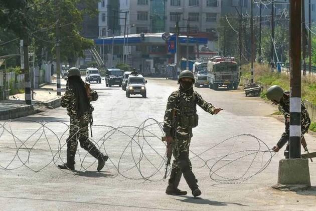 Shopkeeper Shot Dead By Militants In J&K's Pulwama