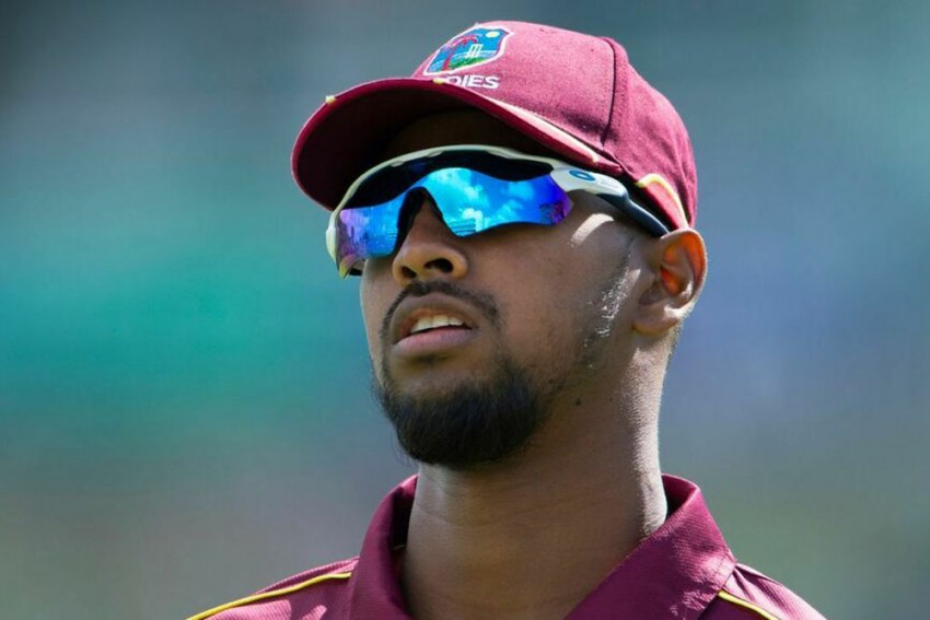 Nicholas Pooran Receives Four-Match T20I Ban For Ball-Tampering
