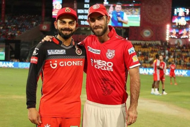 Virat Kohli Supports Glenn Maxwell, Recalls 'End Of The World' Phase Of His Cricket Career