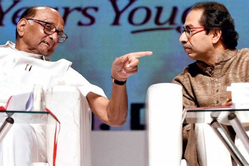 No Talks On Power Sharing Yet; Sena, Cong, NCP Try To Fix Common Minimum Program