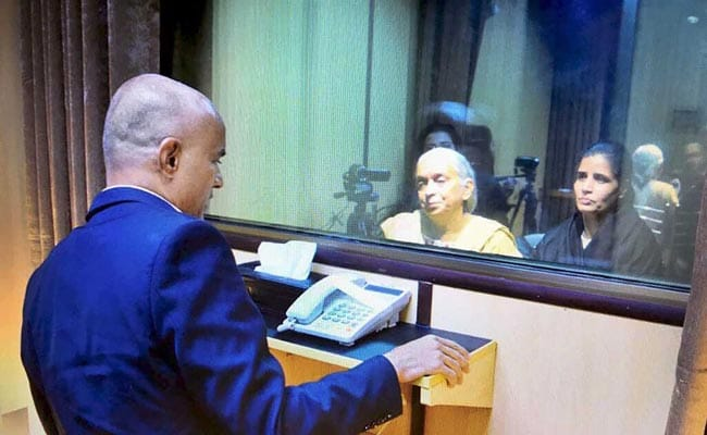 'Decision Will Be Taken As Per Our Law': Pakistan On Kulbhushan Jadhav Case