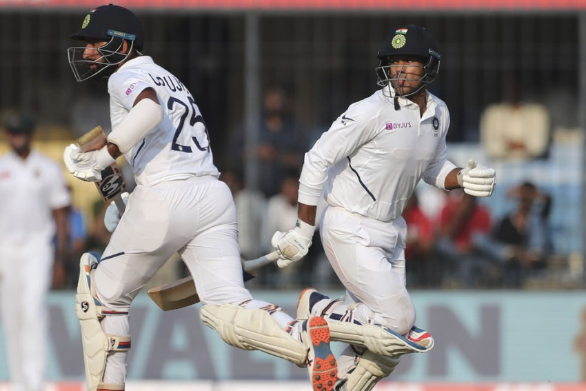 India Vs Bangladesh, 1st Test, Day 1: Pacers Demolish BAN, IND 86/1 On Day 1