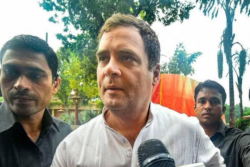 On Rafale, Rahul Gandhi Says Supreme Court Has 'Opened Huge Door' For Probe