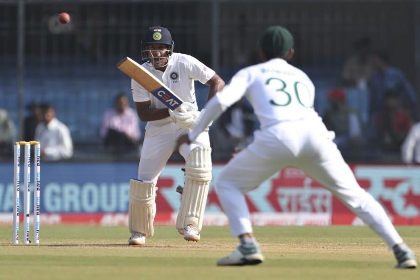 IND Vs BAN, 1st Test, Day 2 Highlights: Mayank Agarwal Tames Bangladesh, India Lead By 343 Runs At Indore