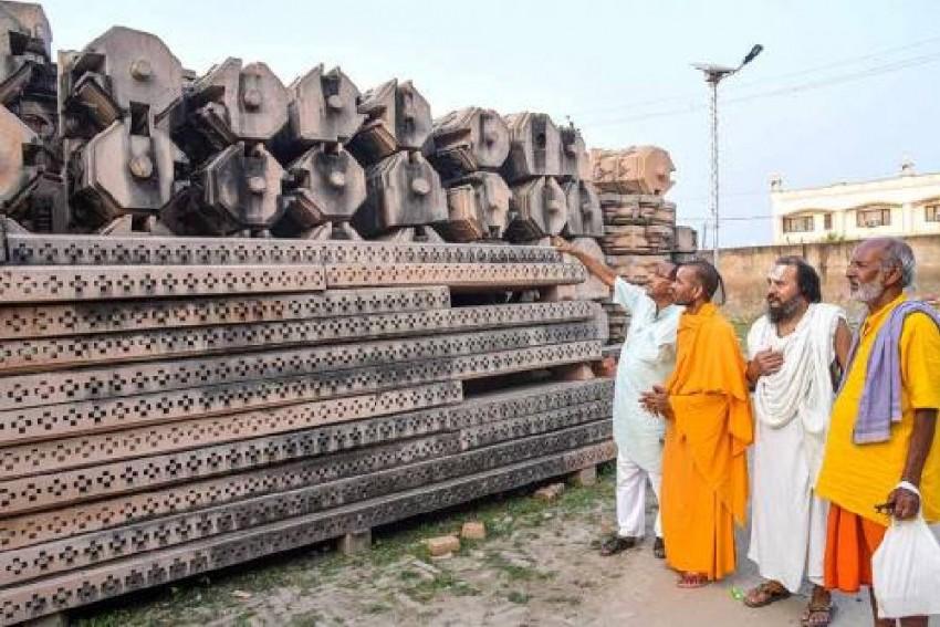 Shia Waqf Board Chief Donates Rs 51,000 For Ram Mandir Construction