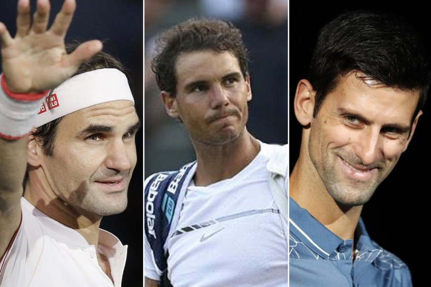 Rafael Nadal Matches Roger Federer, Noval Djokovic With Fifth Year-End Number One Ranking