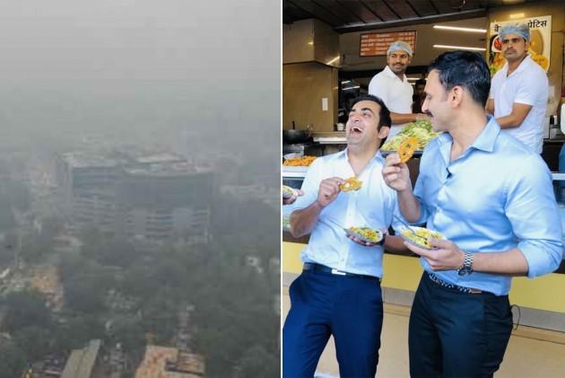Delhi Pollution Politics: AAP Tears Into Gautam Gambhir, Ex-Cricketer Hits Back With 'Judge Me By My Work' Retort