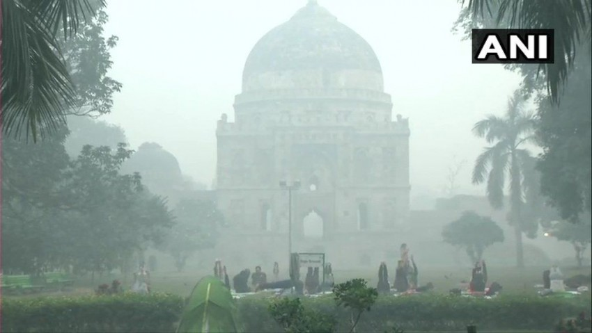 Delhi Continues To Choke On Toxic Air On Last Day Of Odd-Even