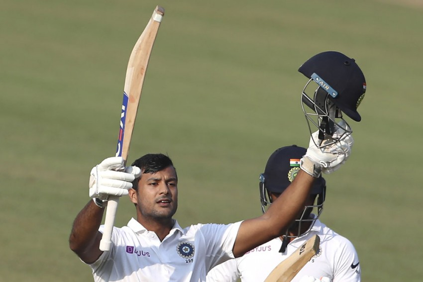 India Vs Bangladesh, 1st Test, Day 2: Need To Respect The Game While Batting, Says Mayank Agarwal