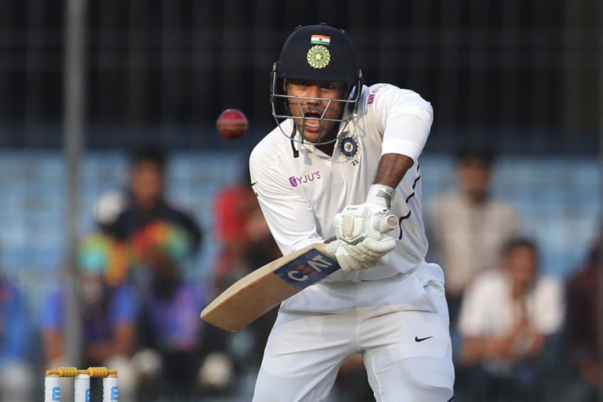 IND Vs BAN, Indore Test, Day 2: All Eyes On Imperious Mayank Agarwal After The Fall Of Cheteshwar Pujara, Virat Kohli