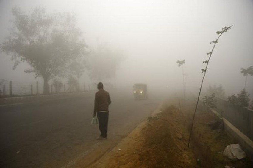 Delhi Becomes Most Polluted City In The World On Friday