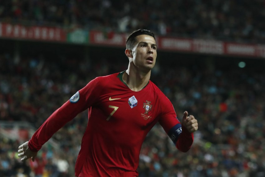 Euro 2020: Cristiano Ronaldo Hat-Trick Fires Portugal To Brink Of Qualification
