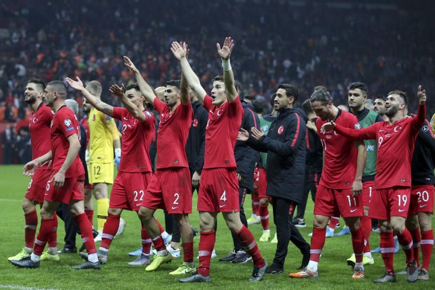 France, Turkey Qualify For Euro 2020
