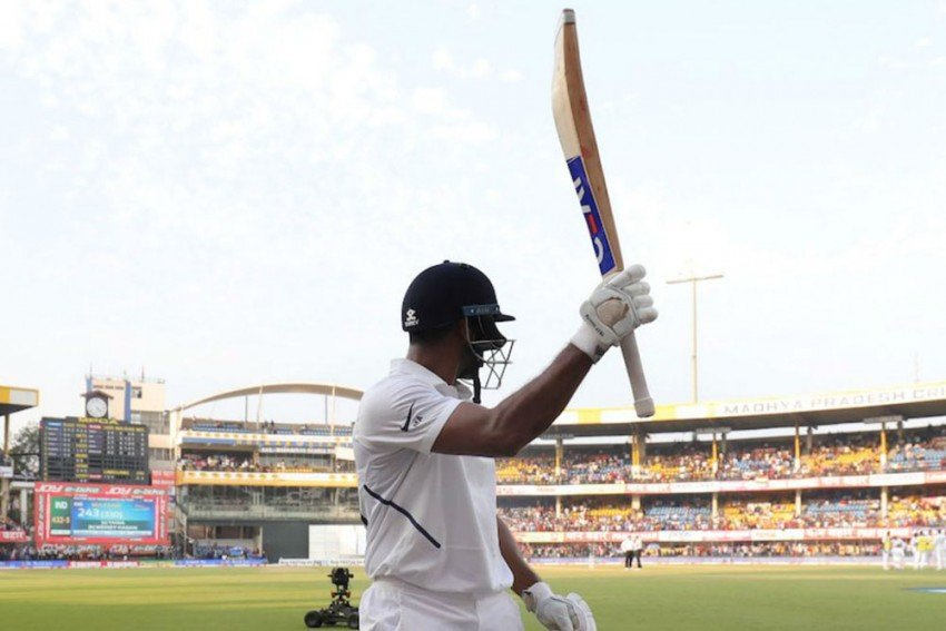 1st Test, Day 2: Mayank Agarwal Overtakes Don Bradman With Double Hundred As India Pile On Pain For Bangladesh