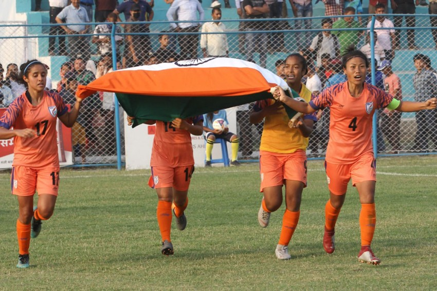 India's Ashalata Devi Nominated For Asian Footballer Of The Year Award