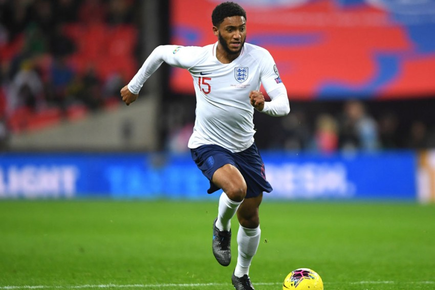 England Fans Were Wrong To Boo Joe Gomez: Raheem Sterling
