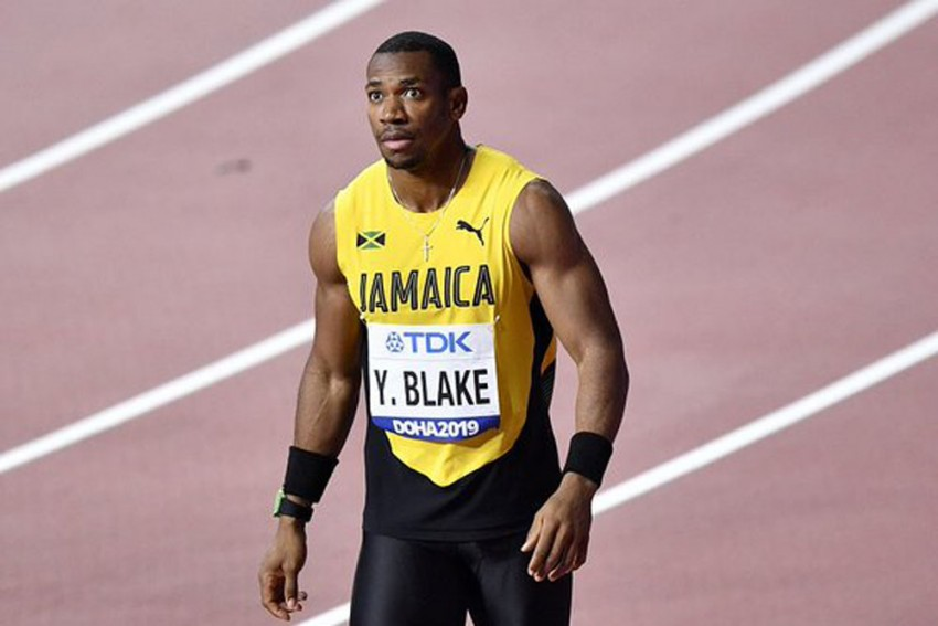 Yohan Blake To Promote Road Safety, T20 Cricket Tournament In India