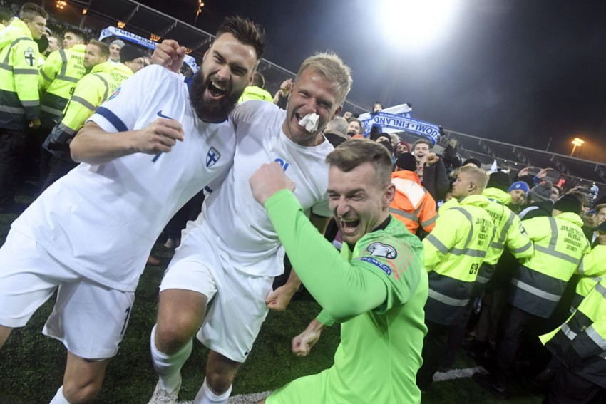 Euro 2020 Qualifiers: Finland Into First Major Finals, Sweden Seal Spot