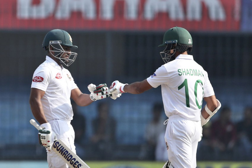 IND Vs BAN, Indore Test: Pair Of Sixes! Strangest Thing In Cricket Happened To Bangladesh Openers