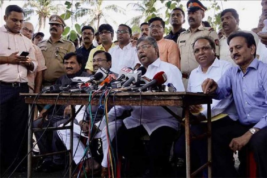 'Will Form Maharashtra Government With 119 Tally,' Says BJP