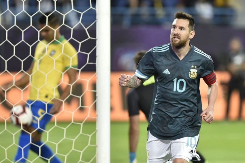 Lionel Messi Told Me To Shut Up, Says Brazil Boss Tite After 0-1 Loss To Argentina